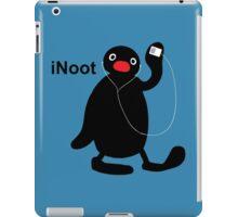 iNoot - Pingu iPod Silhouette iPad Case/Skin