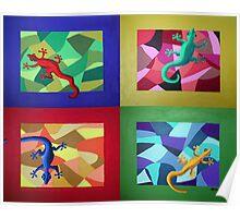 Lizard Dance Poster
