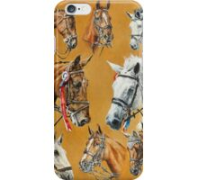 The Winner of the Hickstead Show Jumping Derby 1996 to 2013 iPhone Case/Skin