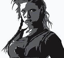 Lagertha by Lyndsey Hale