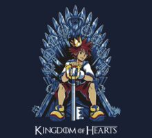 Kingdom of Hearts Kids Clothes