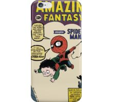 Spider-man iPhone Case/Skin