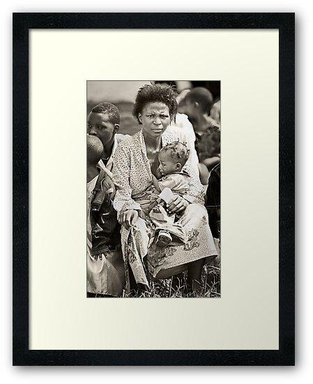 'Compassion in hell,' Northern Rwanda  by Melinda Kerr