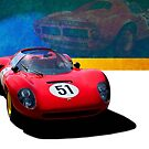1966 Ferrari SP206 Replica by Stuart Row