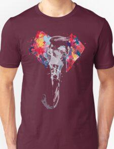 Elephant Art Unisex T-Shirt
