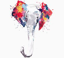 Elephant Art Unisex T-Shirt