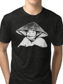 Vietnam Beach seller white Tri-blend T-Shirt