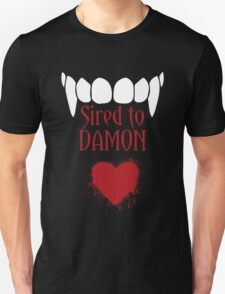 I'm sired to Damon! T-Shirt