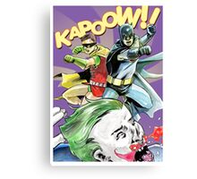 Batman '66 Canvas Print