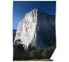 El Capitan, Yosemite, CA Poster