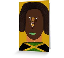 The Jamaican Greeting Card