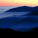 Mystic Mountains by Ern Mainka