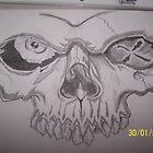 skull by Rainemaker