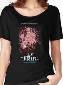 Le Truc Women's Relaxed Fit T-Shirt
