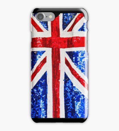 Union Jack Glitterati - iPhone Cover iPhone Case/Skin