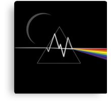 Dark Side - Pink Floyd tribute Canvas Print