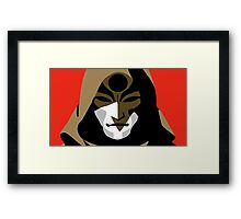 Amon - Legend of Korra Framed Print