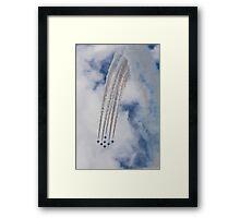Airshow 1 Framed Print
