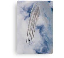 Airshow 1 Canvas Print
