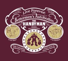 Handyman Autobodies by Olipop