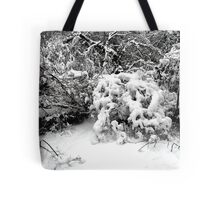 SNOW SCENE 1 Tote Bag
