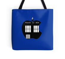 Dr Who-Apple Tote Bag