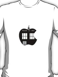 Dr Who-Apple T-Shirt