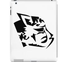 Feline Head iPad Case/Skin