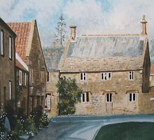 The Borough, Montacute, Somerset by Tonkin
