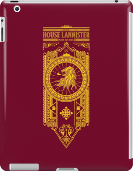 House Lannister by Olipop