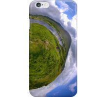 Teelin Bay from Roxborough fort, S. Donegal iPhone Case/Skin