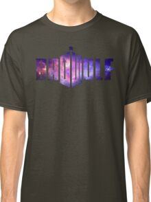 Doctor Who Badwolf - Galaxy # 1 Classic T-Shirt