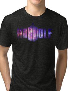 Doctor Who Badwolf - Galaxy # 1 Tri-blend T-Shirt