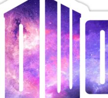Doctor Who Badwolf - Galaxy # 1 Sticker