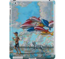 Bigger Fish to Fly iPad Case/Skin
