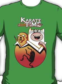 Karate Time T-Shirt