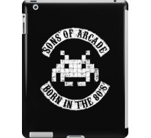 Sons of Arcade iPad Case/Skin