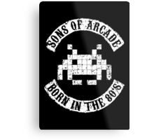 Sons of Arcade Metal Print