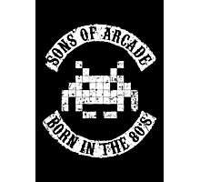 Sons of Arcade Photographic Print