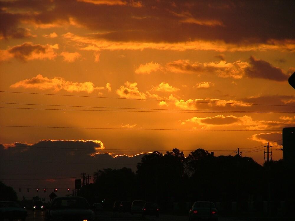 sunrise intersection by Ferguson
