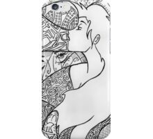 CAOS, problems and fears to overcome iPhone Case/Skin