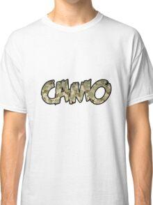 camo (green) Classic T-Shirt