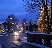 Christmas time in Austria by Arie Koene