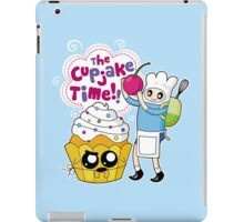 Cupjake time! iPad Case/Skin