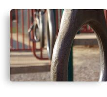 Play Ring Canvas Print
