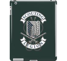 Scouting Legion iPad Case/Skin