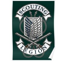 Scouting Legion Poster