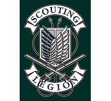 Scouting Legion Photographic Print