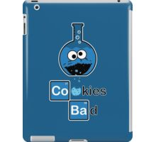 Cookies Bad IPad! iPad Case/Skin