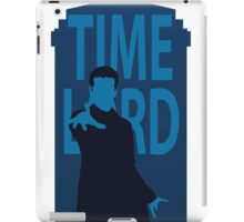 Twelfth Time Lord iPad Case/Skin
